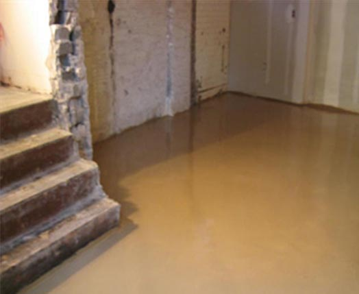 Roll On Pool Plaster Diy Sider Crete Inc: Self-Leveling Floor Coatings